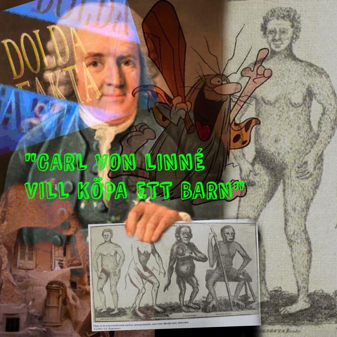 Carl von Linnés mörka sidor