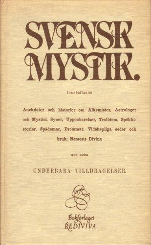 Per Gustaf Berg – Svensk mystik (1871)